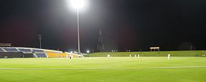Day/night cricket - A day/night first class game