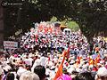 A procession Palkhi festival Hindu culture religion rites rituals sights.jpg