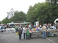 A section of Llangefni's Saturday Street Market - geograph.org.uk - 961584.jpg