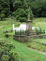 A verdant churchyard at Holy Trinity, Coalbrookdale - geograph.org.uk - 1462318.jpg