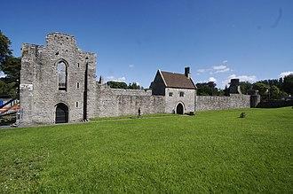 Boyle Abbey - Image: Abadía de Boyle