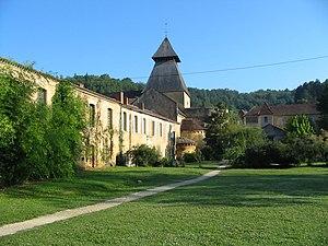 Le Buisson-de-Cadouin - Image: Abbaye de Cadouin 2007 08 03