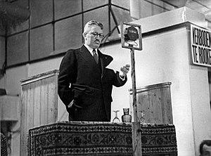 Abraham Asscher - Abraham Asscher (March 1933)