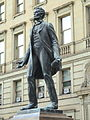 Abraham Lincoln by Max Kalish - Cleveland Municipal School District Headquarters - DSC07954.JPG
