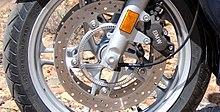 Can Stronger Brakes Be Installed  Suzuki Boulevard M