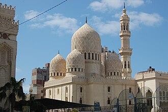 Abu al-Abbas al-Mursi Mosque - Al-Mursi Abu'l-'Abbas Mosque in Alexandria