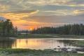 Acadia National Park, Sunset Mt. Desert Narrows.tif