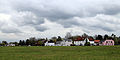 Across the village green from the north at Matching Green, Essex, England.jpg