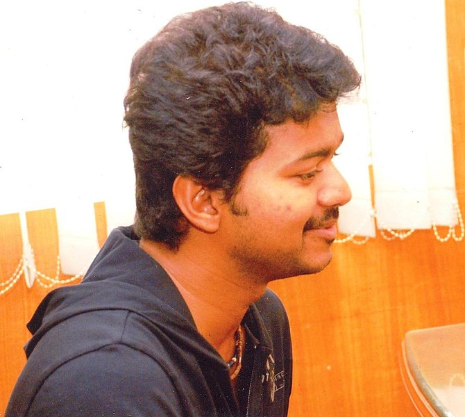 670px Actor Vijay Ilayathalapathy Vijay Signs Film With Bharathan