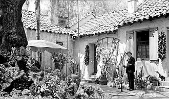 South Pasadena, California - Adobe Flores (1936) is listed on the National Register of Historic Places.