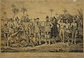 Adolf Methfessel - Retrato de los Prisioneros Paraguayos en la Loma Valentina, Acervo do Museu Paulista da USP (cropped).jpg
