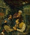 Adriaen van Ostade - Two Peasants Smoking.jpg