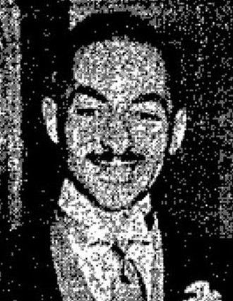 Adrian Dingle (cartoonist) - Adrian Dingle in 1941
