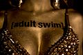 Adult Swim Golden Bodypaint (10660313196).jpg