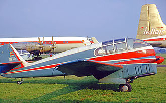 Aero Ae-45 - 1957-built Aero 45S series II registered in Malaya