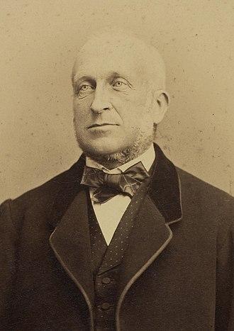 Agenor Romuald Gołuchowski - Agenor Romuald Gołuchowski, 1875