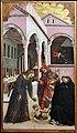 Agnolo e bartolomeo degli erri, polittico di san pietro martire, 1460-90 ca., da s. domenico a modena, 03.jpg