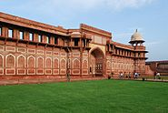 Agra Fort 14