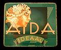 Aida Ideaal blik, 10 sigaren Sumatra zandblad, foto 1.JPG