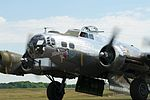 """AirExpo 2010 - B-17 Flying Fortress """"Yankee Lady"""" (4824050139).jpg"""