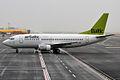 Air Baltic, YL-BBM, Boeing 737-522 (16430163186).jpg
