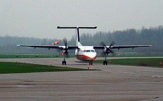 Air Creebec - Air Creebec Dash-8-102 C-FCSK