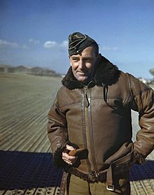 Air Marshal Sir Arthur Coningham, Italy, January 1944 TR1497.jpg