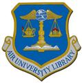 Air University Library emblem.png