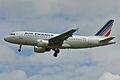 Airbus A319-100 Air France (AFR) F-GRHD - MSN 1000 (9880907894).jpg