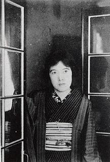 Yosano Akiko Japanese writer