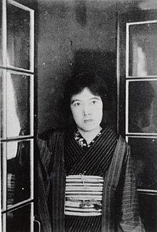 Akiko Yosano Akiko Yosano Wikipedia the free encyclopedia