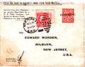 Alan Cobham Ship-to-Shore Air Mail 1926.jpg