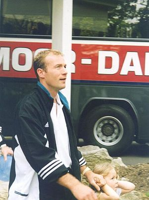 Alan Shearer - Image: Alan Shearer 1998