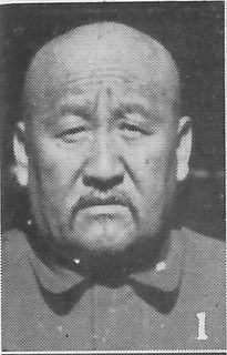 Altanochir (1882–1949) Inner Mongolian prince, politician, and general under the Republic of China