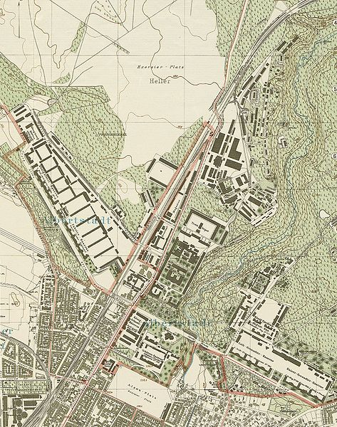 Archivo:Albertstadt Map 1917.jpg