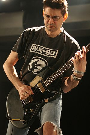 Steve Albini - Steve Albini at the ATP Music Festival in 2007