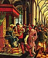 Albrecht Altdorfer - Pilate washing his hands - St. Florian Monastery.jpg