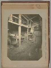 Album of Paris Crime Scenes - Attributed to Alphonse Bertillon. DP263676.jpg