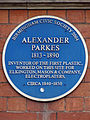 Alexander Parkes 1813-1890 Inventor of the first plastic worked on this site for Elkington Mason & Company electroplaters circa 1840-1850.jpg
