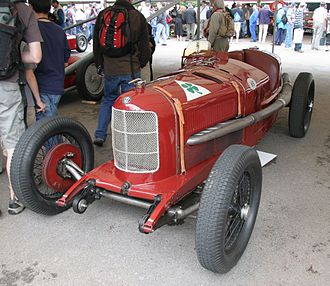 Alfa Romeo P2 - Alfa Romeo P2
