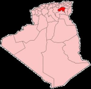 2007 Batna bombing - Batna province
