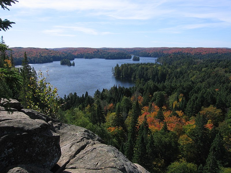 File:Algonquin Cache Lake Lookout.JPG