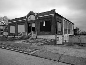 National Register of Historic Places listings in St. Louis south and west of downtown - Image: Alligator Oil Co