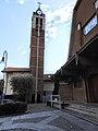 Almese - Campanile Parrocchia Natività di Maria Vergine.jpg