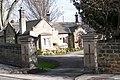 Almshouses Gates, Wadsley - geograph.org.uk - 737850.jpg