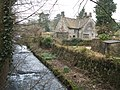 Alport cottage with river and snowdrops - geograph.org.uk - 1184186.jpg
