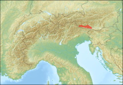 Alps location map (Gailtaler Alpen).png