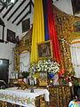 Altar Capilla Nuestra Sra de Chiquinquira La Ceja Antioquia Colombia.JPG