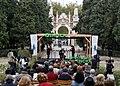 Altares mexicanos y música antigua en los cementerios municipales con motivo de la festividad de Todos los Santos 02.jpg