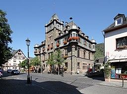 Altes Rathaus Oberwesel (Südansicht)
